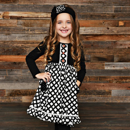 Swoon Baby by Serendipity Vintage Grace Flair Pocket Dress