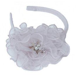 Ooh La La Couture  Headband - Light Lilac