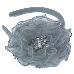 Ooh La La Couture  Headband - Silver