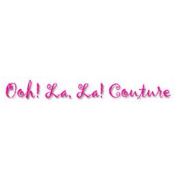 Ooh La La Couture Tulle Capelet - Ruby