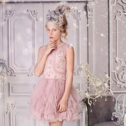 Ooh La La Couture  Faberge Dress - Soft Mauve