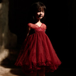 Luna Luna Copenhagen Once Upon A Moon Camma Tulle Dress - Scarlet