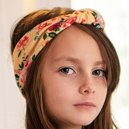 Mustard Pie Butterscotch Gidget Headband - Butterscotch