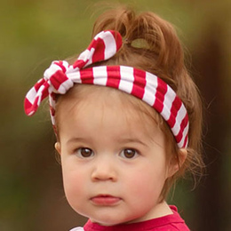 Haute Baby  Ho Ho Ho Lucy Bow Headband