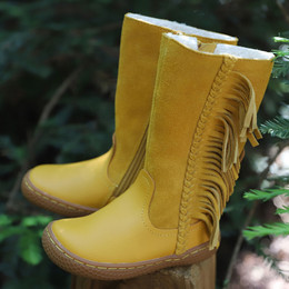 Livie & Luca Sonoma Boots - Butterscotch
