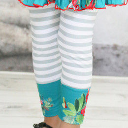Be Girl Clothing Holiday Contrast Ankle Legging