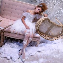 Tutu Du Monde Let It Snow Aurelia Tutu Dress - Milk