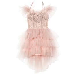 Tutu Du Monde Let It Snow Bedazzle Tutu Dress - Ballet Slipper