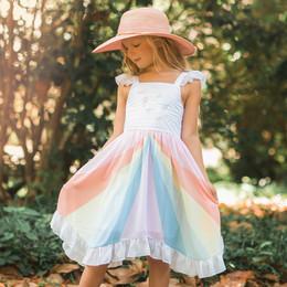 Evie's Closet  Rainbow Dress