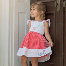 Evie's Closet  Wreath Adventure Dress