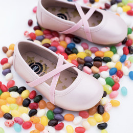 Livie & Luca  Aurora Shoes - Pink Shimmer (Spring 2020)