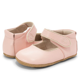 Livie & Luca  Penny Baby Shoes - Lotus Pink (Spring 2020) (*New Sizes!*)