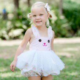 Be Girl Clothing  Lucy Skirted Bubble Romper