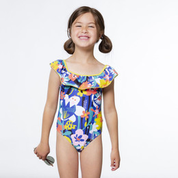 Deux Par Deux  Flower My World 1pc Swimsuit - Multi