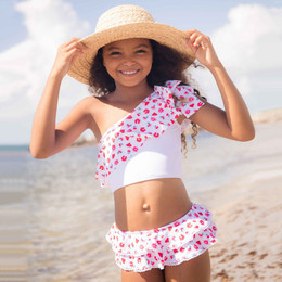 Blueberry Bay Calypso Cottage 2pc Swimsuit