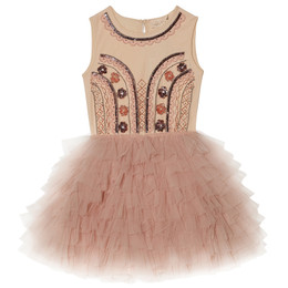 Tutu Du Monde  Wild Hearts Bohemia Tutu Dress - Blush