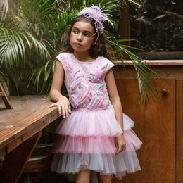 Tutu Du Monde  Wild Hearts Wild Hearts Tutu Dress - Musk Mix