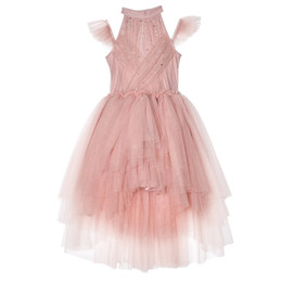 Tutu Du Monde  Wild Hearts Fleur Tutu Dress - Blush