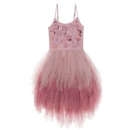 Tutu Du Monde  Wild Hearts Viola Tutu Dress - Geranium Mix