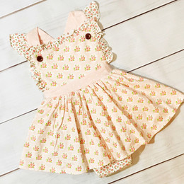 Swoon Baby by Serendipity  Blush Petal Dainty Dress Bubble