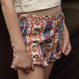 Jak & Peppar   Wild World Maron Short - Gypsy