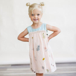 Lali Kids The Botanist's Daughter Kate Dress - Pressed Flowers