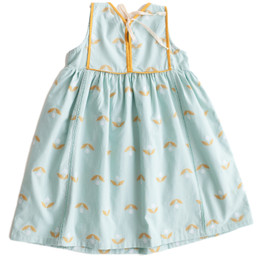 Lali Kids The Botanist's Daughter Midi Dress - Minty Jambdani