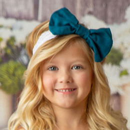 Haute Baby    Ocean Breeze Headband