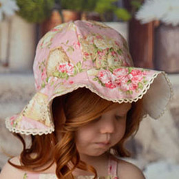 Frilly Frocks Florance Sun Hat