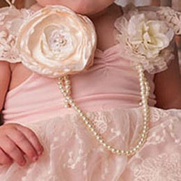 Frilly Frocks Julianna Rose Pearls
