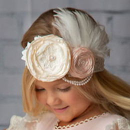 Frilly Frocks Julianna Rose Headband