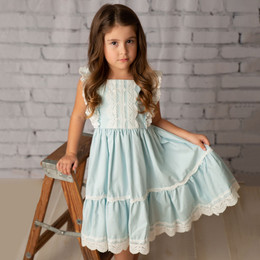 Frilly Frocks Sophie Tiered Dress