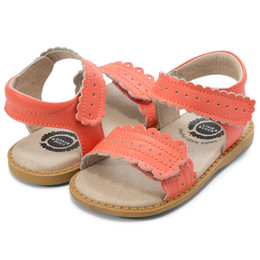 Livie & Luca Posey Sandals - Coral