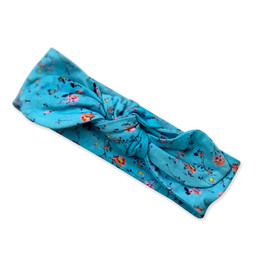 Jak & Peppar    Road Trip Gypsy Headband - Aqua