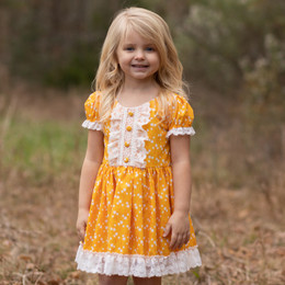 Be Girl Clothing   Boho Rainbow Laurel Dress