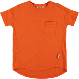 Molo Renessa Tee - Signal Orange