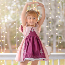 Evie's Closet    Fall20 Back To Dance 2pc Dress Set