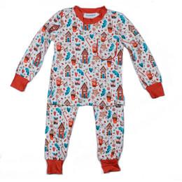 Evie's Closet Holiday20 Christmas 2pc PJ Set