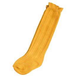 Be Girl Clothing                 Classic Socksy Knee Socks - Toffee Crush