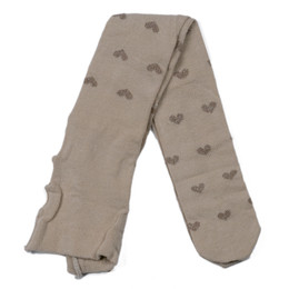 Mayoral   Heart Tights - Stone