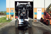 "McMillen X1975 Skid Steer Auger Package with a 36"" Tree Bit"