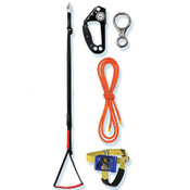 Ropewalker for SRT Right Hand Ascender/ Left Foot Ascender,Figure 8,Rope& Strap