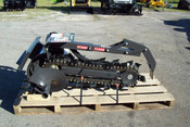 "Vermeer SK Mini Loader 30"" Trencher by Bradco,Digs 30"" x 6"",Brand New"