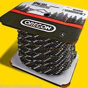 Oregon 73LGX 100 Ft Roll Full Chisel Chain, 058Gauge, Fits Husqvarna, Dolmar