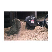 "Stump Grinder Cat Skid Steer Loaders w/High Flow, Grinds 12"" Below, 30"" Wheel"