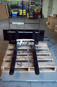 Pallet Forks,Fits Toro Dingo,Vermeer SK,Ditch Witch Mini Loader,Brand New Bradco