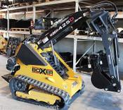 Bobcat Mini Skid Steer MT 50,MT 52 Backhoe Attachment,w/Swing,Digs 5',by Bradco