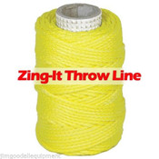 Zing-It Throw Line by Samson 1.75mm x 180',Samthane Coating 400 lb. Strength