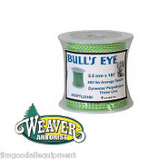 Bull's EyeThrow Line,Tensile Strength Of 450 lbs,Strength & A Slick Design