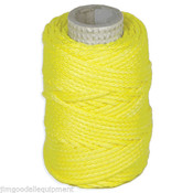 Throw Line Zing-It by Samson 2.2MM x 1000 ft,Low Stretch & Long Life,Throw Line